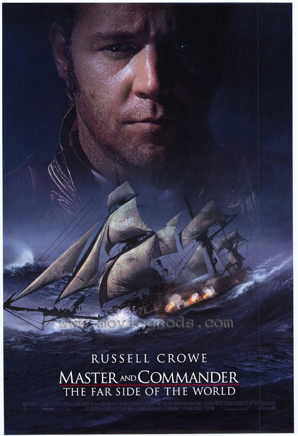 Master and Commander: The Far Side of the World 怒海争锋