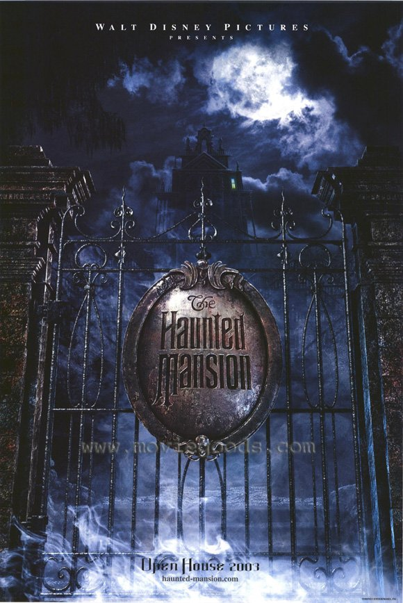 The.Haunted.Mansion 幽灵鬼屋