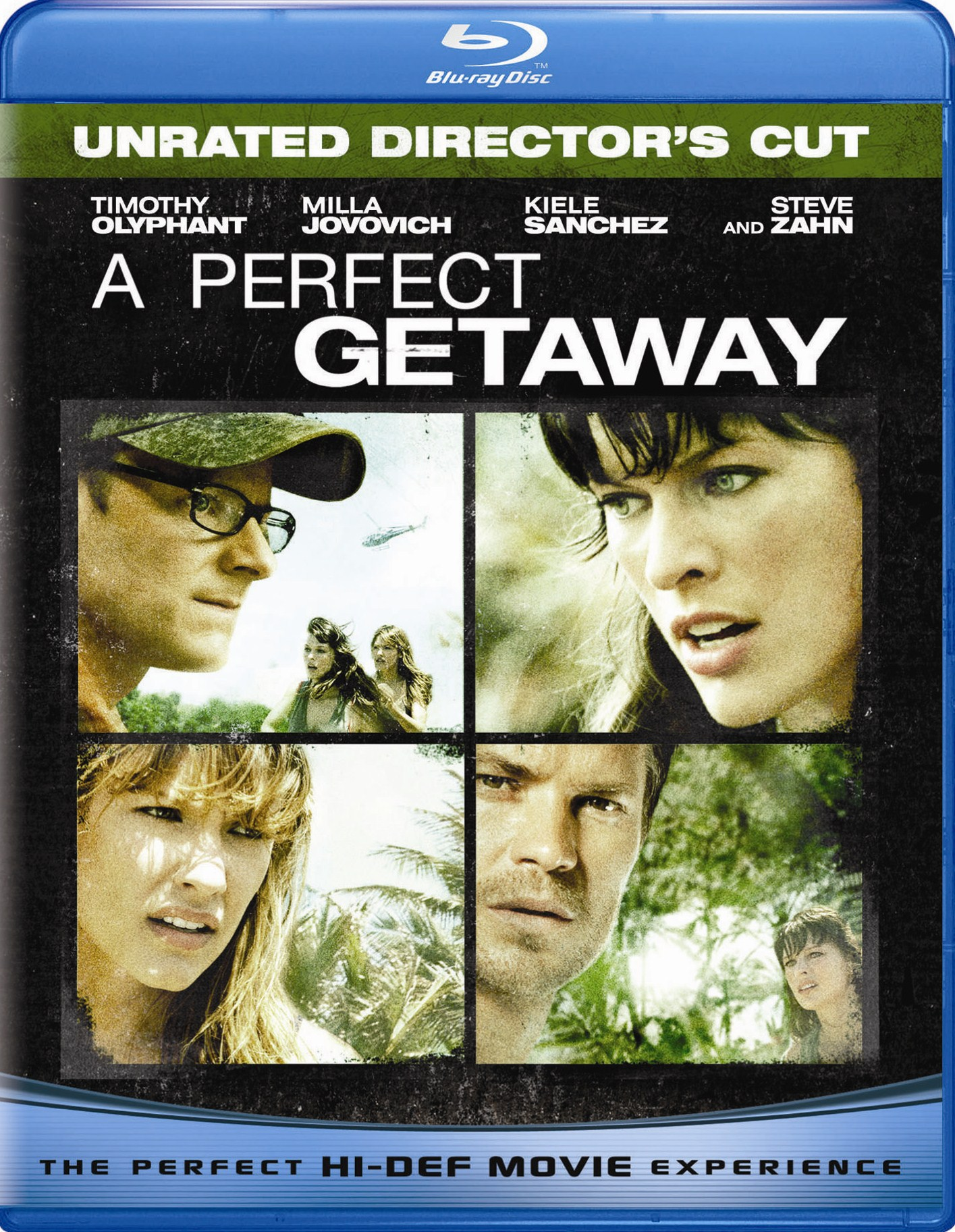 A Perfect Getaway (2009) R5 Nl Subs Divxnl-Team