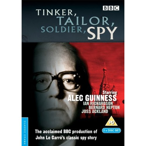 Tinker Tailor Soldier Spy 锅匠 裁缝 士兵 间谍 第01-07集
